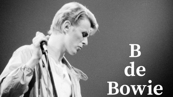 B de Bowie