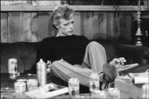 Bowie nas gravações de Young Americans