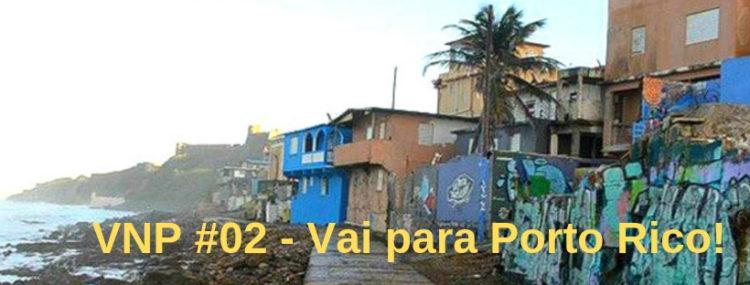 Panorâmica de La Perla, Porto RIco