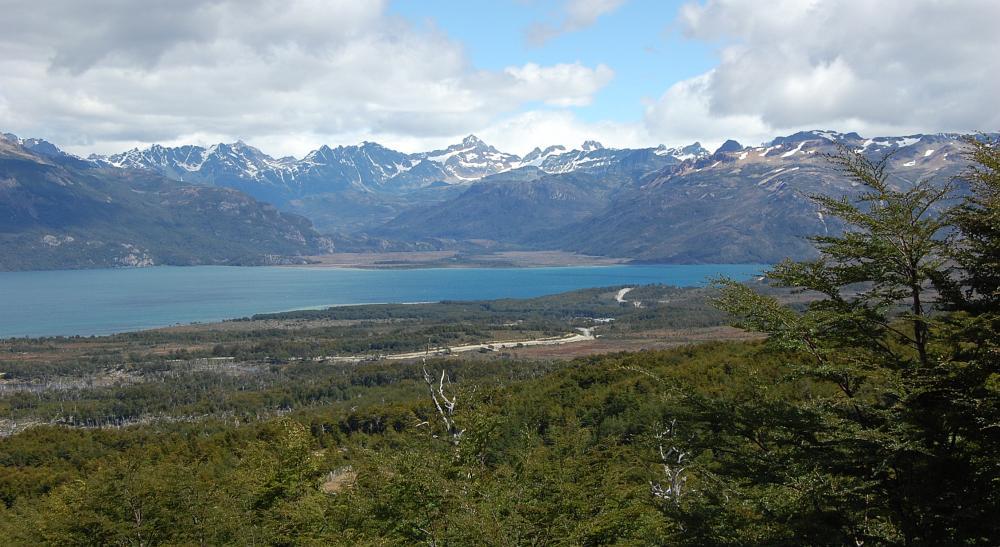 Lago Fagnano Hualo