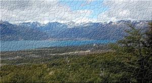 Lago Fagnano Huayno quebrado